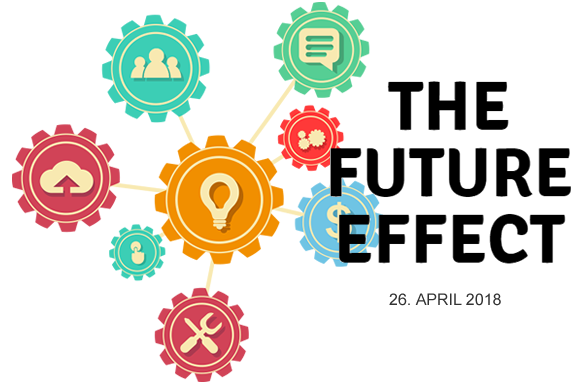 The Future Effect - 20. Retail Symposium am 26. APRIL 2018