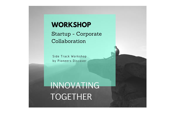 WORKSHOP ON STARTUP - CORPORATE COLLABORATION