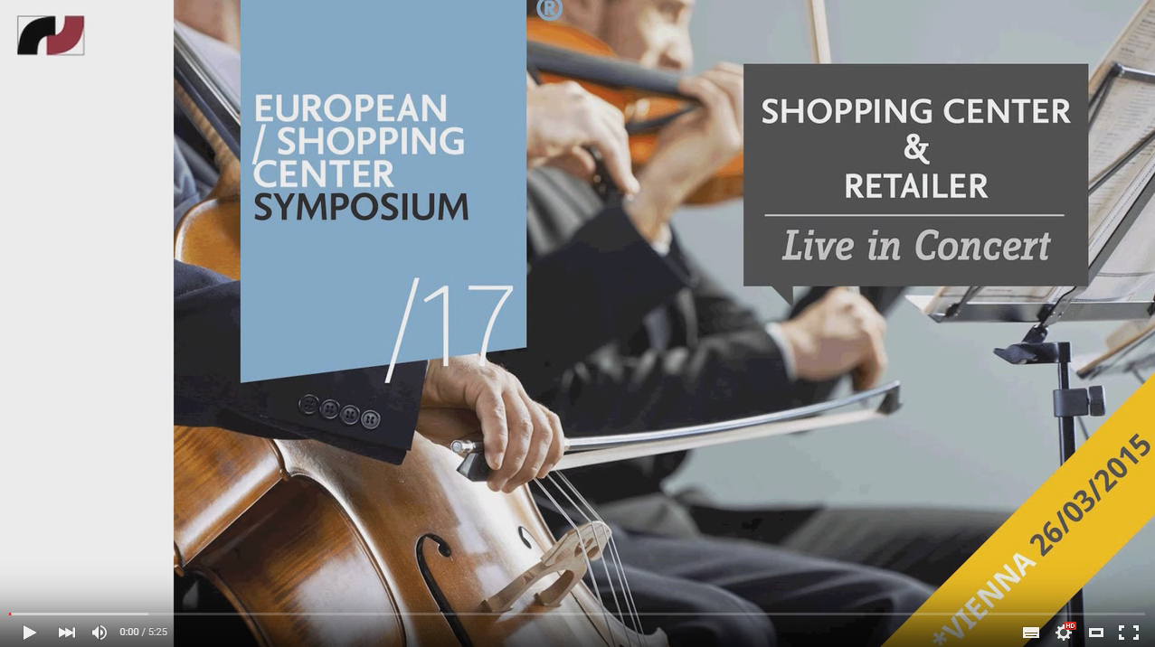 17. Europäisches Shopping Center Symposium